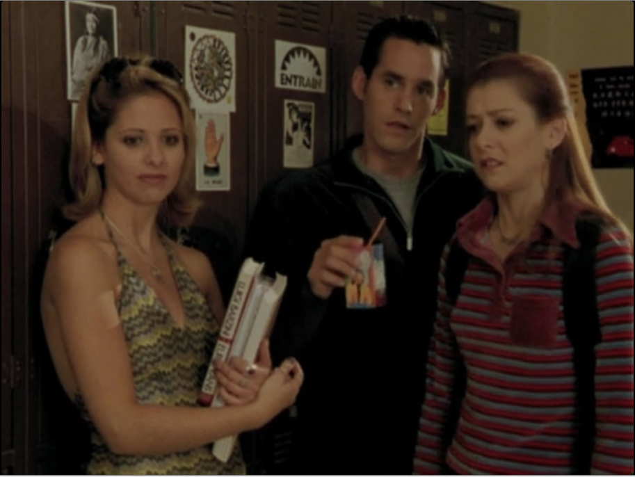 Is that a juice box? GTFO, Xander.