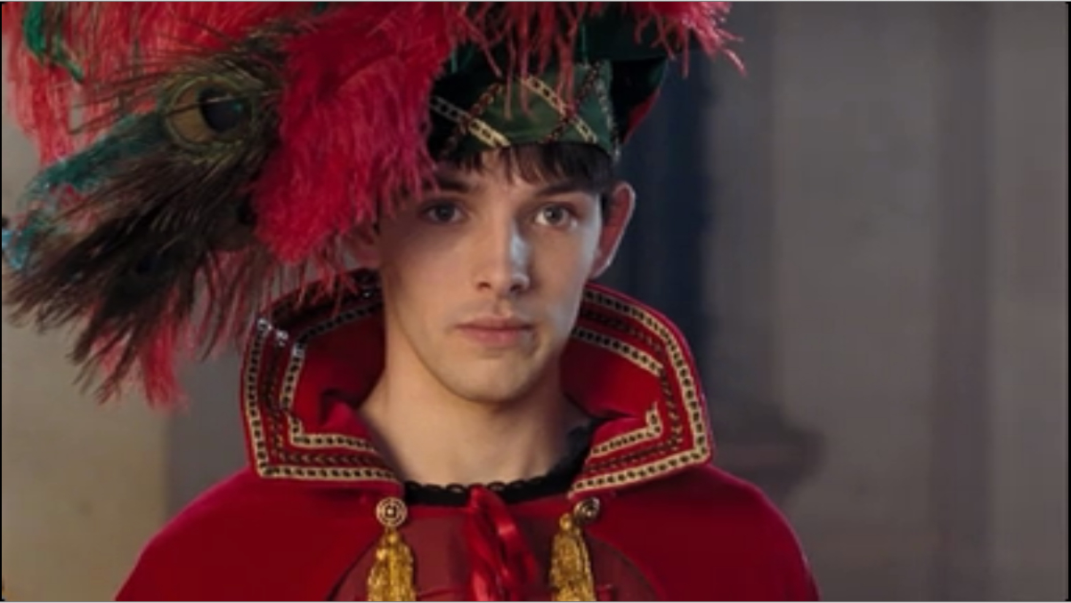 "Merlin Club S01E04, ""The Poisoned Chalice"" or ""The one with"