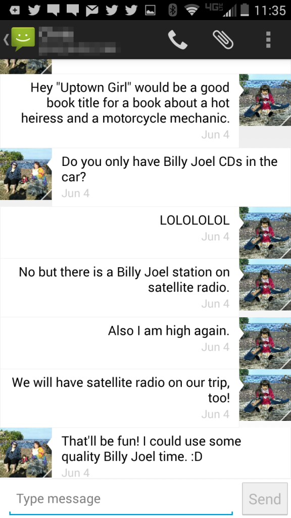 billy joel text 2
