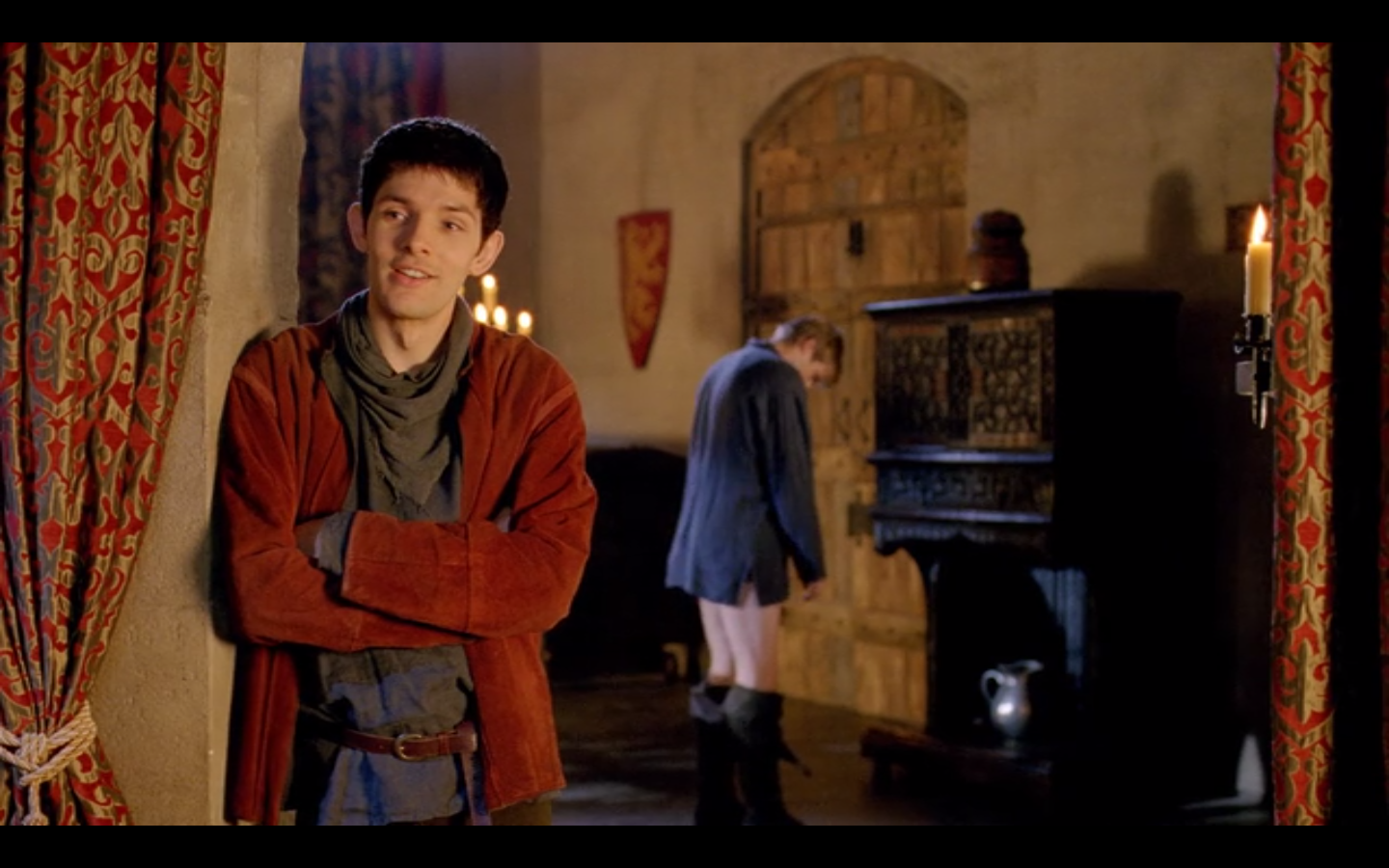 Merlin Club S04e03 The Wicked Day Or The One Where Uther Dies But Not The Way I Want Him To Trout Nation