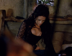 morgana cleavage