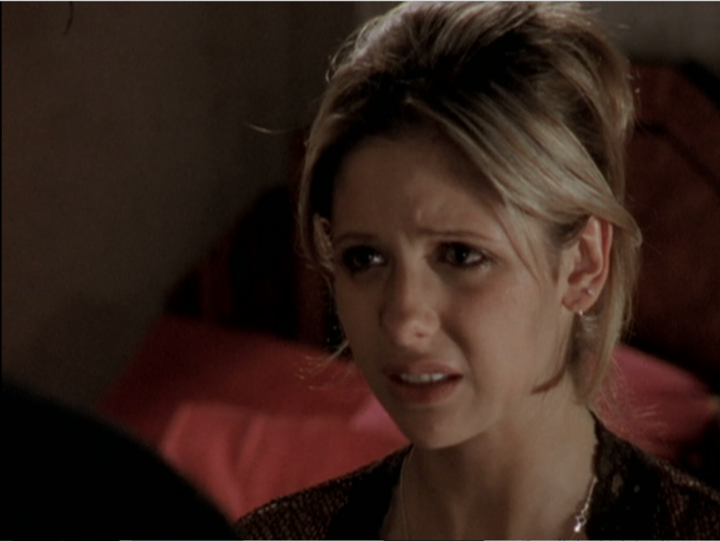 buffy cry face