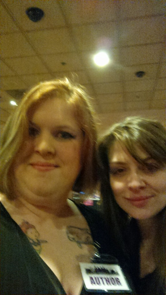 blurry amber benson selfie woooo!