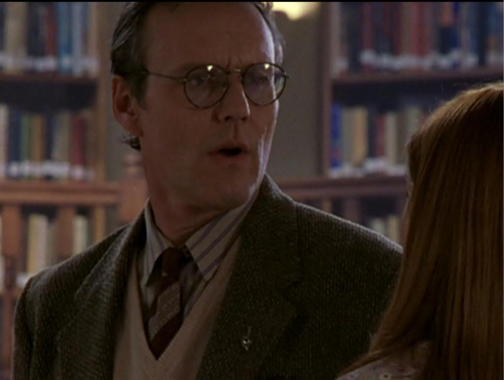 Giles, looking shocked and heartbroken