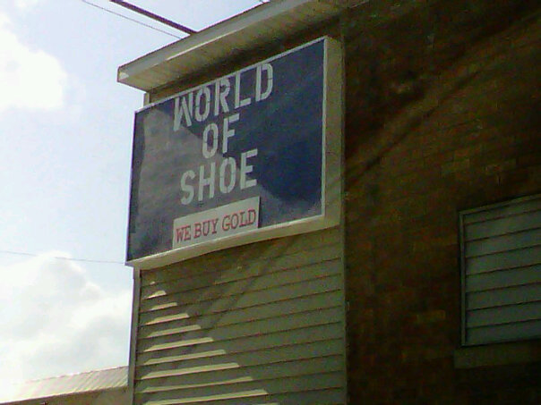 World of Shoe (Photo: Jill M. Barry)