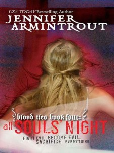 All Souls Night cover