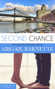 Second Chance kdp cover PENNY