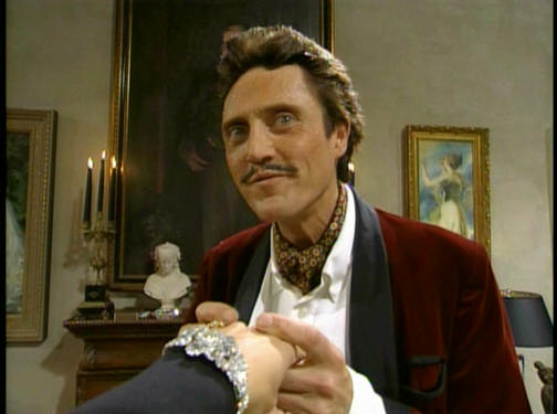 "Christopher Walken in the SNL sketch ""The Continental"""